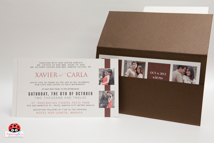 Paperbug co fine handmade invitations for weddings debut invite 2 stopboris Choice Image