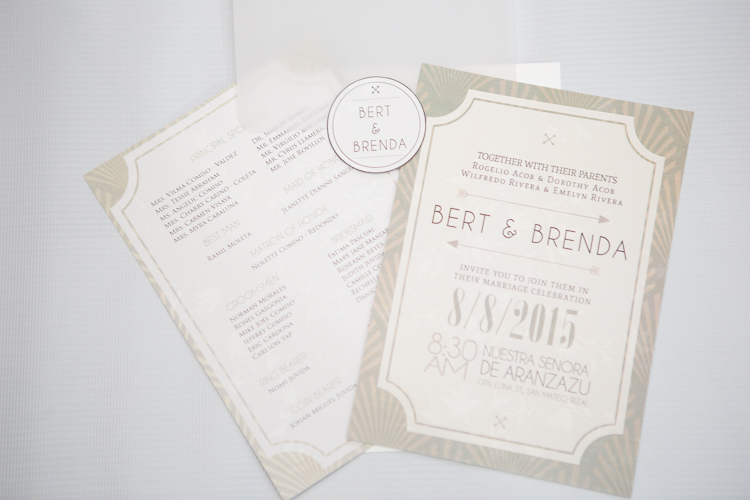 Paperbug co fine handmade invitations for weddings debut quick view stopboris Choice Image