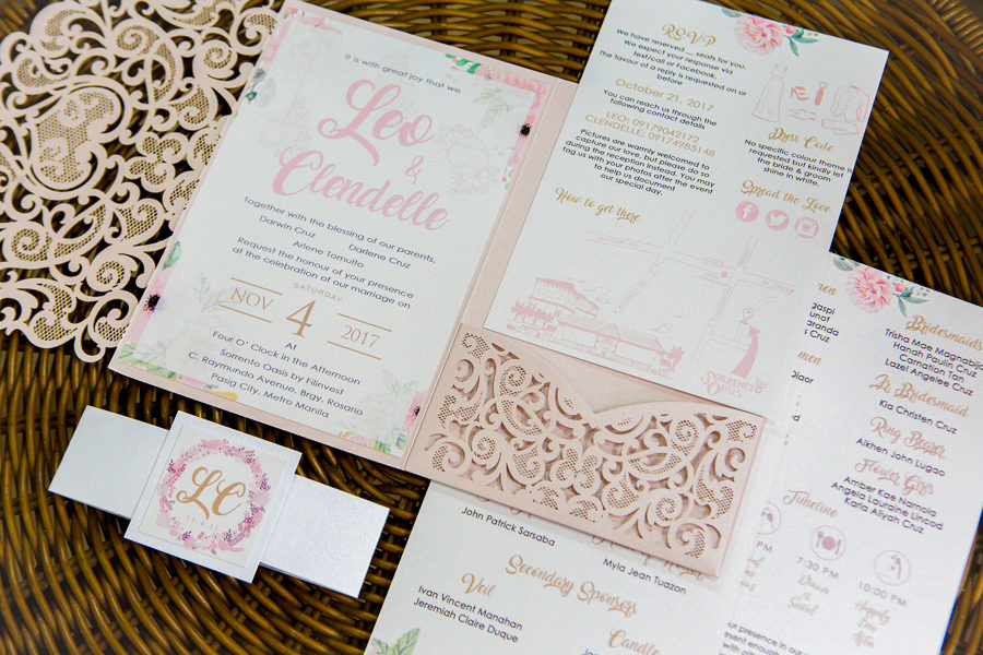 Paperbug co fine handmade invitations for weddings debut quick view stopboris Image collections