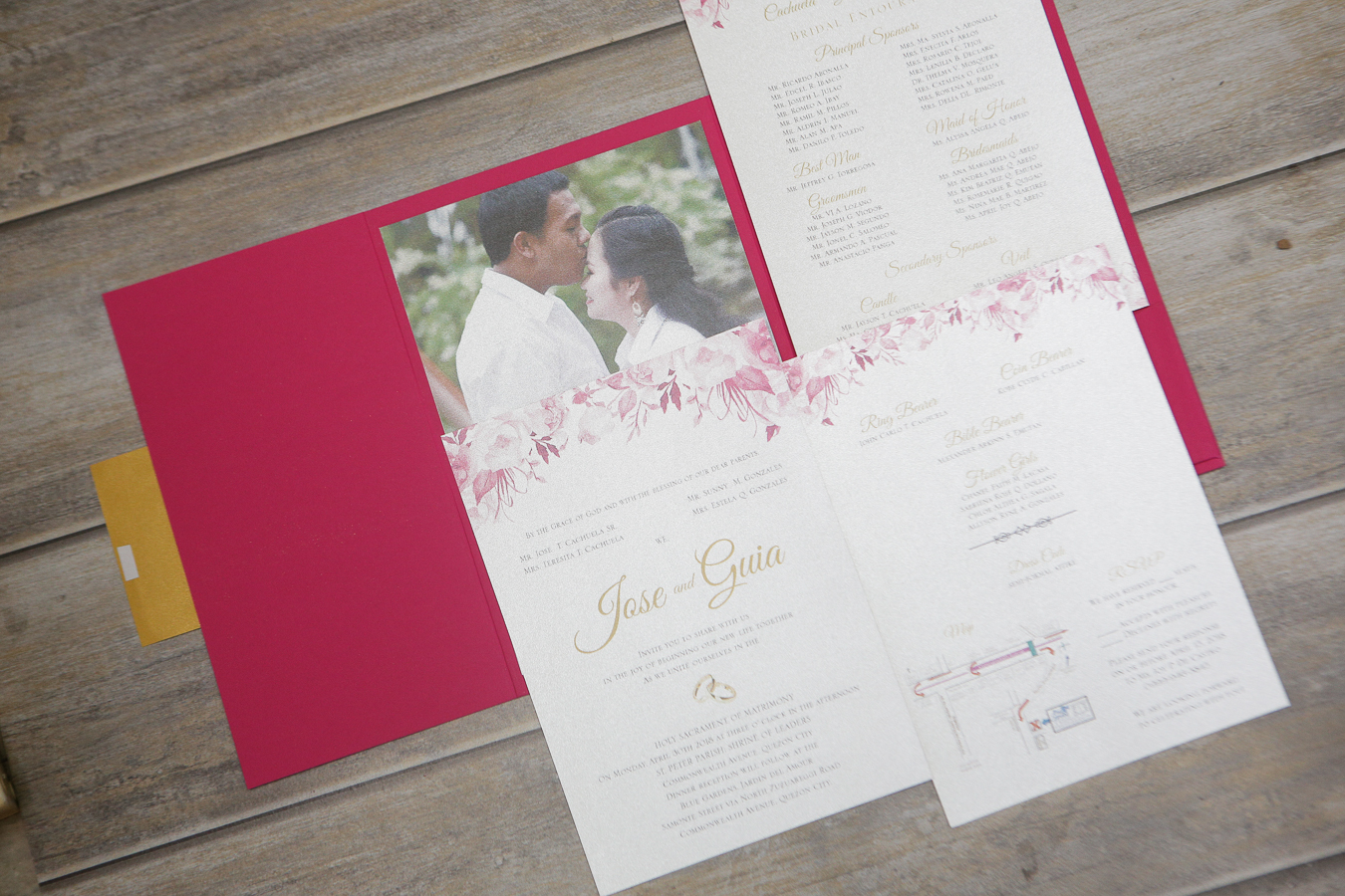 Guia | Paperbug & Co – Fine Handmade Invitations for Weddings, Debut ...
