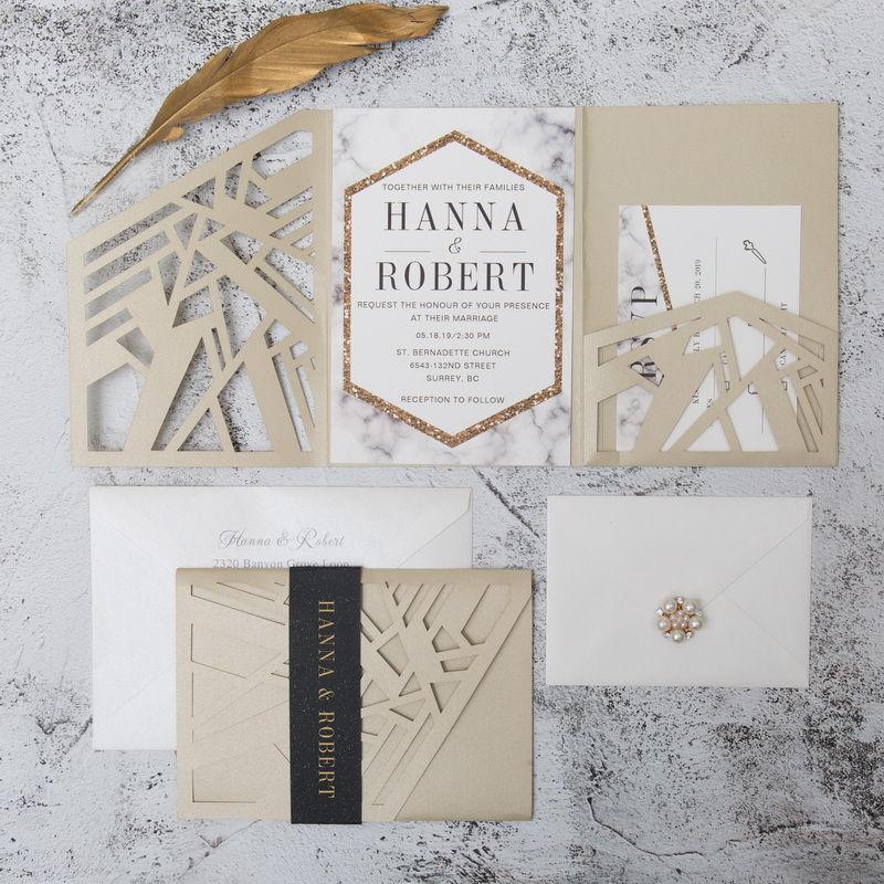 fine handmade wedding invitations
